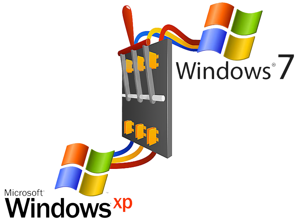 Arranque dual entre Windows 7 y Windows XP