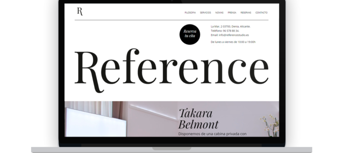 The Reference Studio